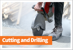Cutting and Drilling - Allcraft Trades